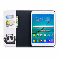 leather flip Butterfly Painted Flip PU Leather Case For Samsung Galaxy Tab S2 8.0 T710 Tablet Case Cover For Samsung Galaxy Tab S2 T715 T719 (3)