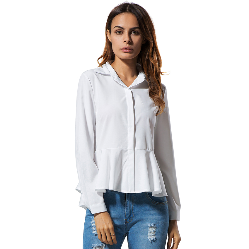 Find great deals on eBay for womens white long sleeve shirts. Shop with confidence.