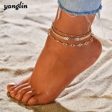 Buy barefoot sandals gold and get free shipping on AliExpress.com c2a7289c36fa