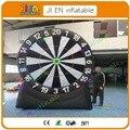 3 m/10ft ALTA jogo de dardos inflável/inflável gigante dardos boards