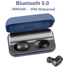 цена на Bluetooth Earphone TWS T1 Pro Headset Wireless Earbuds 3D Stereo Handsfree With Mic Earphones Waterproof Charging Box VS i10 TWS
