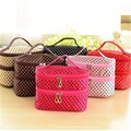 Cosmetic bag Professional Cosmetic Case Bag Suitcase Makeup Bags Double Layers Large Capacity Multifunction Storage Travel Bags