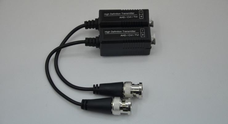 HD En Iyi CCTV UTP AHD Video Balun cat5 BNC UTP Video Konektörü ile - Güvenlik ve Koruma - Fotoğraf 3