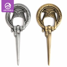 AHTOSKA Hand font b Of b font The King Bottle Opener With Magnet Perfect font b
