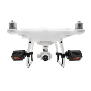 Image 3 - Pour DJI Phantom 4 Pro + Drone Kit support latéral étendu support de lumière LED pour DJI Phantom 4 Pro Adv support de caméra pour Gopro