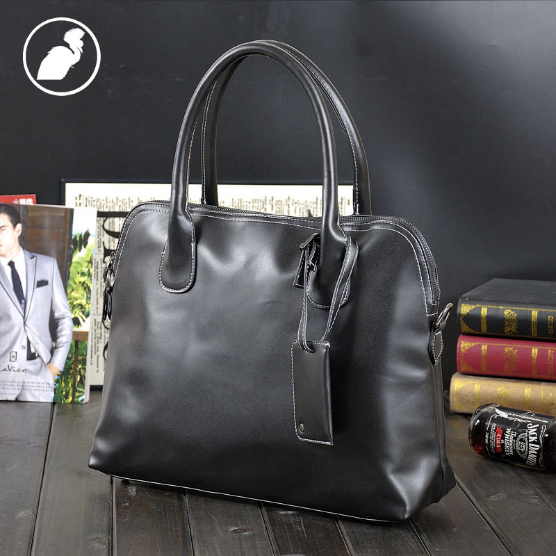 ETONWEAG Famous Brands Luxury Handbags Women Bags Designer Leather Handbag Black Thread Laptop Bag Vintage Ladies Hand Bags 4sets herringbone women leather messenger composite bags ladies designer handbag famous brands fashion bag for women bolsos cp03