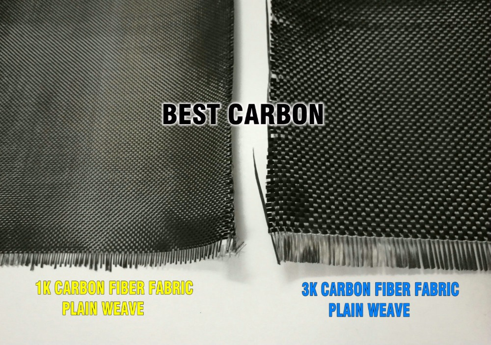 1K Carbon Fiber Fabric 120gsm Plain Weave Fabric (Really Carbon fabric , not cheap PVC carbon sticker) 1pcs 0 5mm thickness 100x250mm 200x500mm 250x250mm 400x250mm 400x500mm 500x500mm carbon fiber plate sheet glossy 3k plain weave