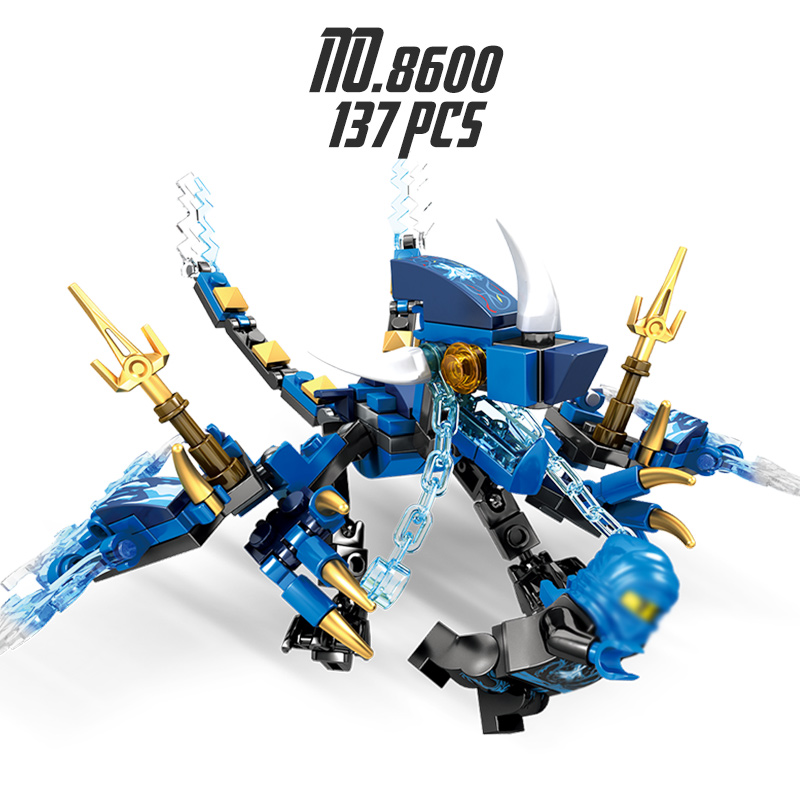 Ninjago Dragon Building Blocks 21