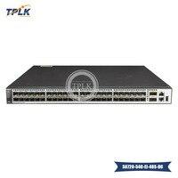 Оригинальный Хуа Вэй S6720 54C EI 48S DC коммутатор 48 порта коммутатора Ethernet хуавэй S6720 серии питания постоянного тока 10 Гбит/s сервер