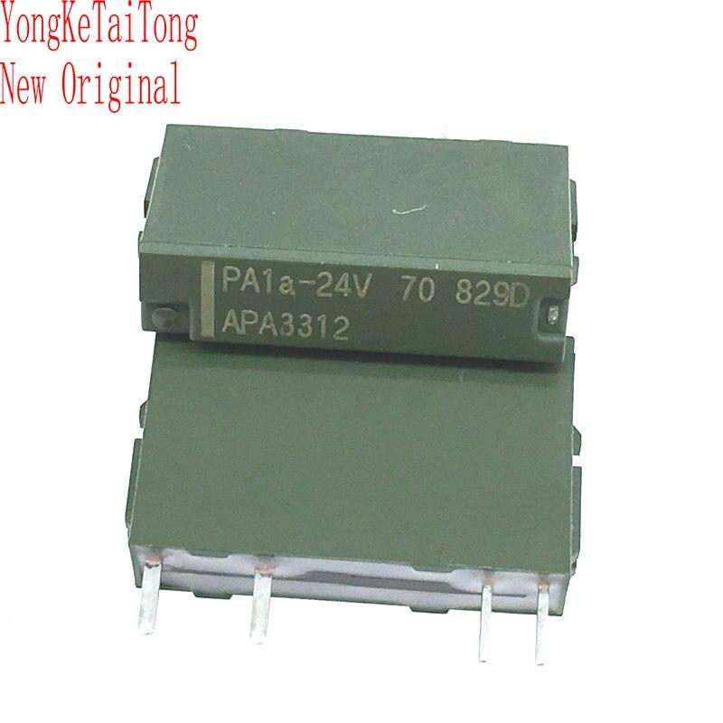 25PCS/LOT PA1a-24VDC  PA1A 24V DIP APA3312