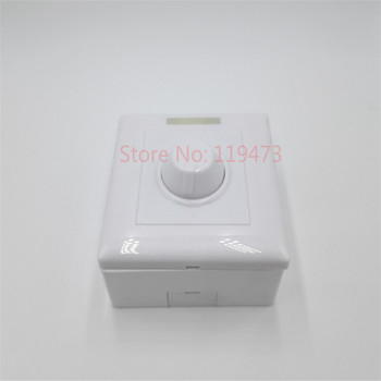 300w LED Dimmer Input AC110-240V/ 50Hz Dimming Driver Brightness Controller For Dimmable Ceiling Light Spotlight  Free Shipping