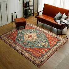 Alfombras de estilo marroquí para sala de estar alfombra de dormitorio para hogar sofá mesa de centro alfombra Bohemia alfombra de estudio alfombra de suelo alfombras Vintage