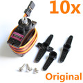 Original Tower Pro MG90D Digital Motor 9g Upgrade MG90S Micro Servo Metal Gear 2.5kg Torque For RC F3A 3D RC Helicopter RC Plane