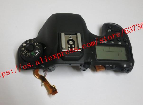 Nouveau couvercle d'origine 6D MARK II pour canon 6D mark 2 unité ouverte 6D II 6D2 haut avec clé et pièce de réparation de caméra lcd