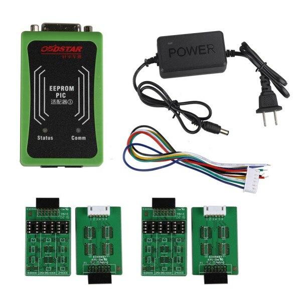 Für OBDSTAR, PIC, und, EEPROM, 2-in-1, Adapter, für, X-100, AutoKey, PRO