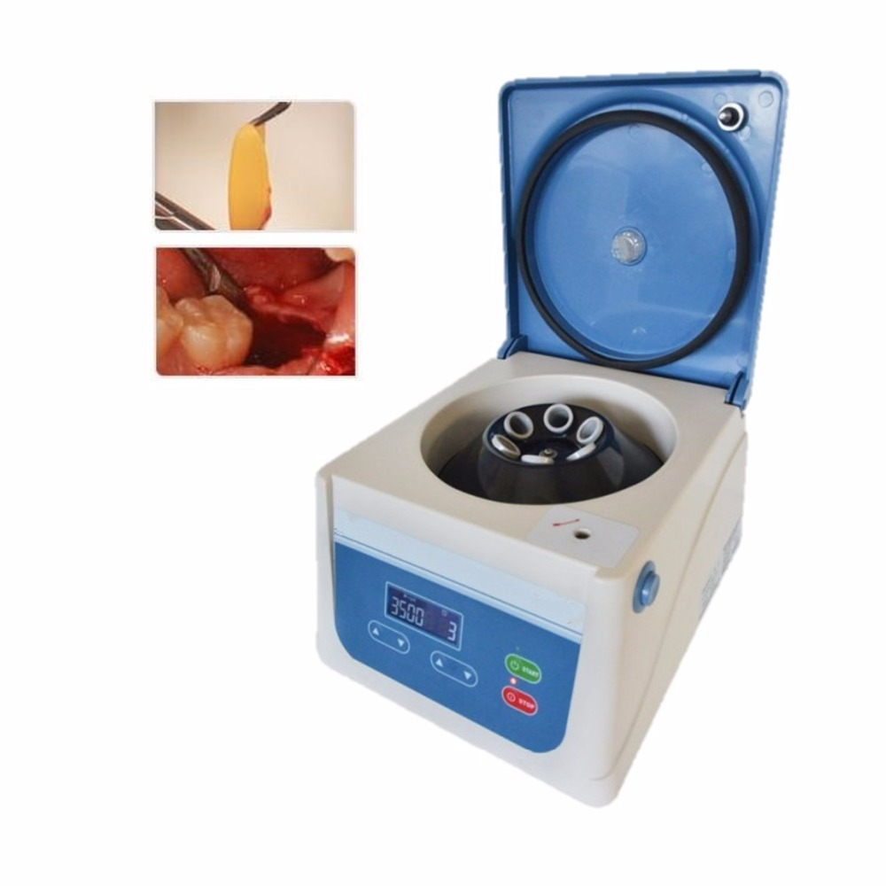Centrifugeuse PRF, centrifugeuse de fibrine riche en plaquettes, PRF sanguin pour l'industrie, chirurgie maxillo-faciale, orthopédie, chirurgie plastique