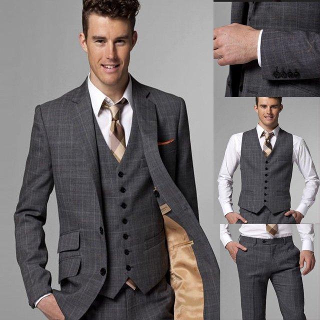 Online Shop men suit business suit custom suit tailored suit ...
