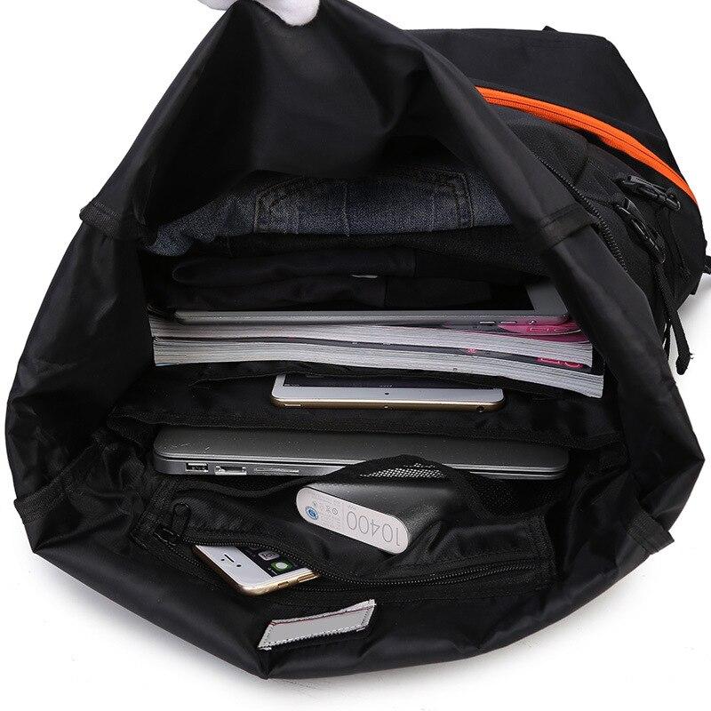 RUIL 2017 sac à dos haute capacité pour hommes sac de voyage Durable pour ordinateur portable sac d'ordinateur de grande capacité - 6