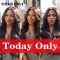 Halo Lady Hair Peruvian Body Wave 3 Bundles 10A Grade Peruvian Virgin Hair Bundle Deals Cheap Human Hair Weave Bundles Ms Cat