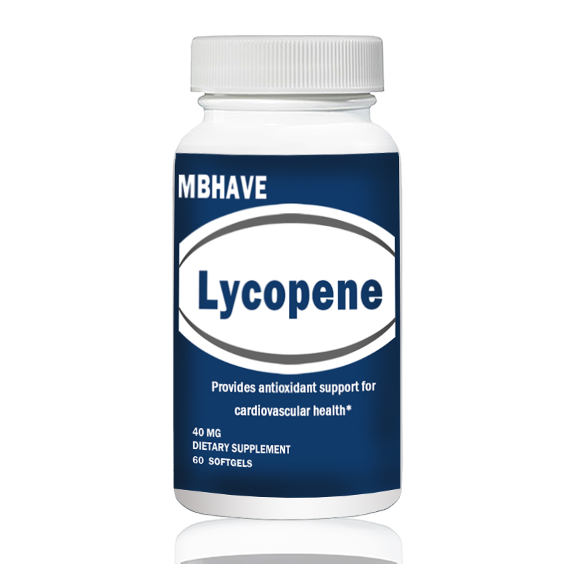 Lycopene 40 mg Supports Prostate & Heart Health 60 softgels Free shipping mb barbell мв 2 27 black