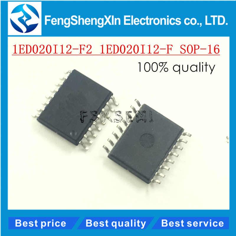 2 ชิ้น/ล็อต IED020I12-F2 1ED020I12-F2 1ED020I12-F เดี่ยว IGBT Driver IC SOP-16