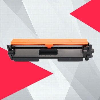1 совместимый тонер-картридж CF217A 17A 217A для HP LaserJet Pro M102a M102w MFP M130a M130fn M130fw M130nw принтер без чипа