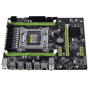 Image 3 - X79M פרו האם Intel Lga 2011 E5 2640 2650 2660 2680 Ddr3 1333/1600/1866Mhz 32gb M.2 Pci E M Atx Mainboard