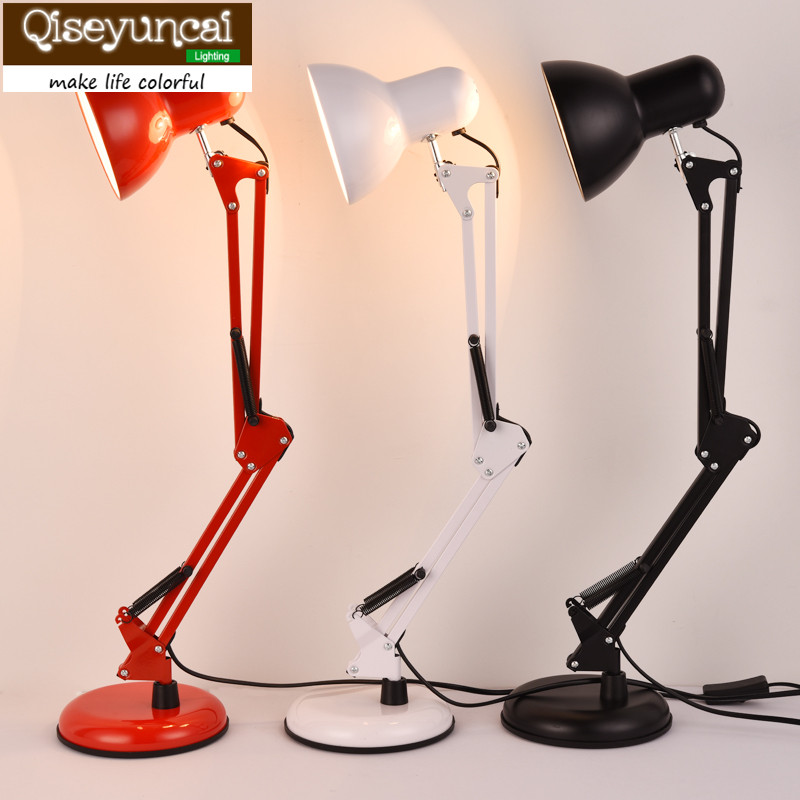 Здесь продается  Collapsible American-style work / study eye protection clip Office desk lamps, students reading table lamps bedside book lights  Свет и освещение
