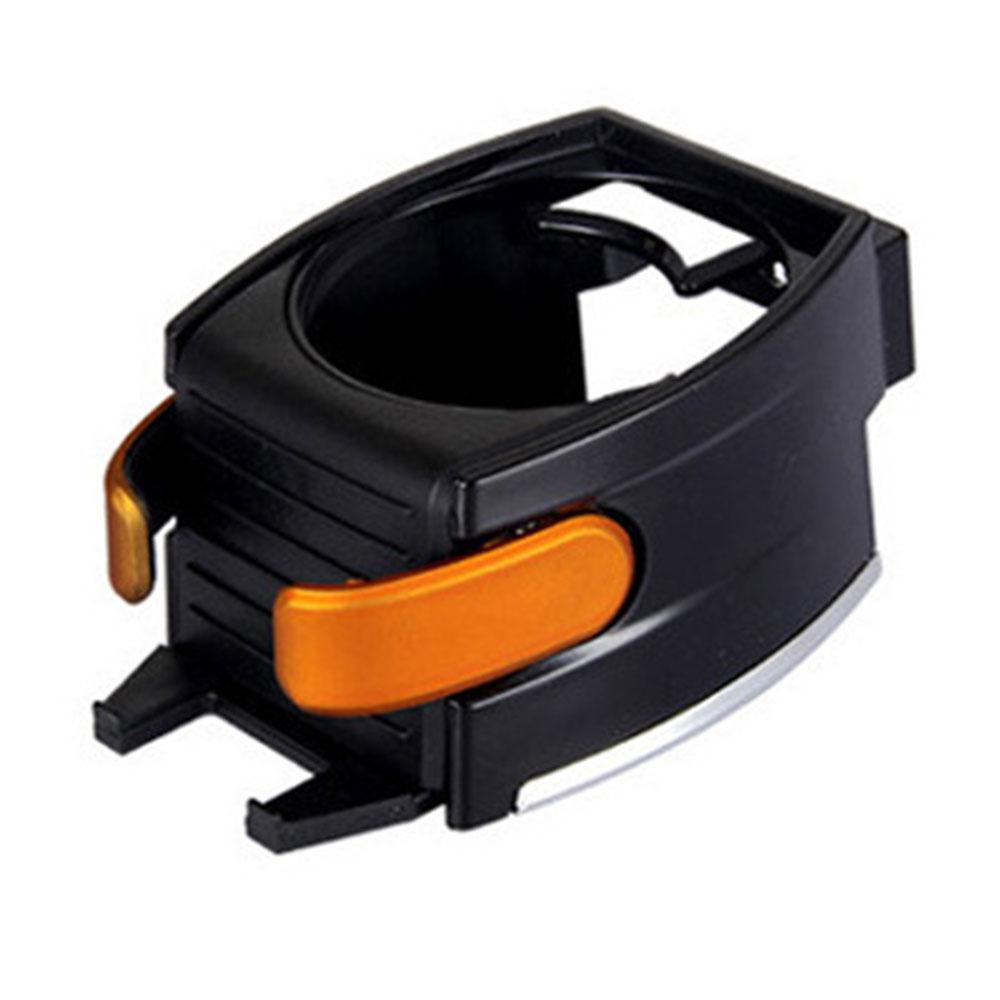 Vehemo подставка для кружек для хранения сигарет автомобильный стенд для стаканчиков портативный укладка Tidying держатели для напитков автомобиль вентиляционное отверстие прочный - Название цвета: Orange