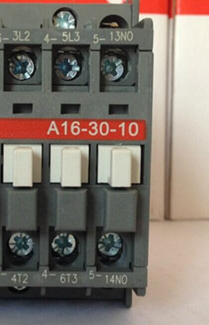 New and original A16-30-10 import AC220V contactor assurance products gmc 220 ac electromagnetic contactor brand new