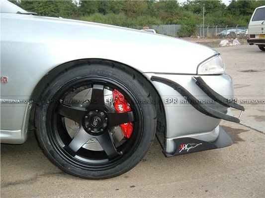 Good and cheap products nissan skyline r32 gtr body kit on