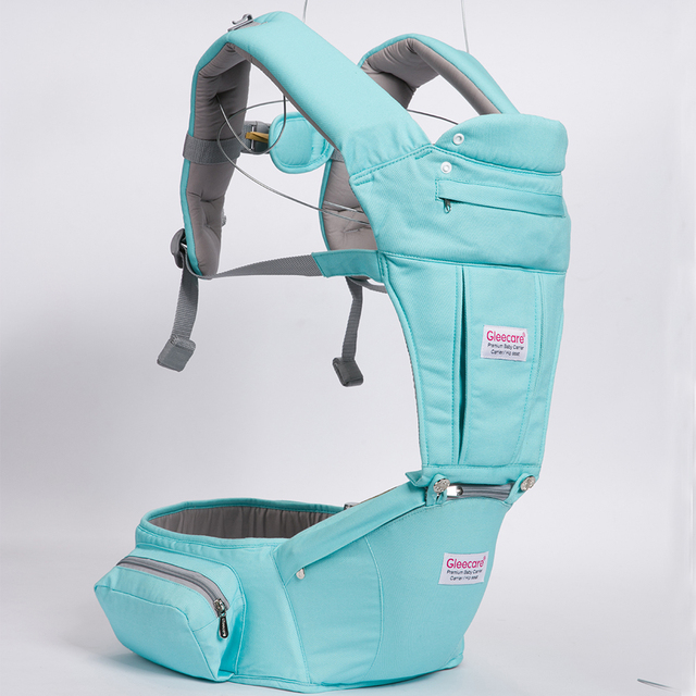 UCanaa New Design High Quality Can Back/Front /Side Carry Comfortable Baby/Kid Seat Scientific Mom  Backpack or Carrier