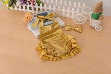 Youngsters suspenders sequined sleeveless gown up Summer time Toddler Child clothes gown headband Kazakhstan