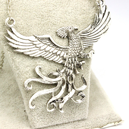 Products sell like hot cakes harry potter magic dumbledore phoenix products sell like hot cakes harry potter magic dumbledore phoenix bird pendant necklace voltagebd Gallery
