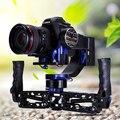 Туманность 4200 5-осевой Гироскоп Стабилизатор Камеры Бесщеточный Gimbal для Canon 5D2 5D3 DSLR Nikon Sony A7 32bit BMPCC