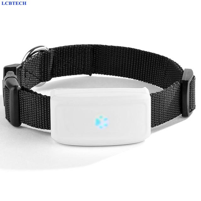 TKSTAR MiNi Animais de Estimação À Prova D' Água GSM Rastreador Localizador GPS de Rastreamento Rastreador Para Cão de Estimação Gato Faixa de Alarme Em Tempo Real APLICATIVO Gratuito dispositivo