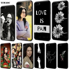 YIMAOC Alex Vause Laura Prepon Soft Silicone Case for