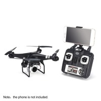 SH5H 2.4G FPV Drone RC Quadcopter with 1080P Wide Angle Wifi HD Camera Live Video Altitude Hold Headless Mode One Key Return.