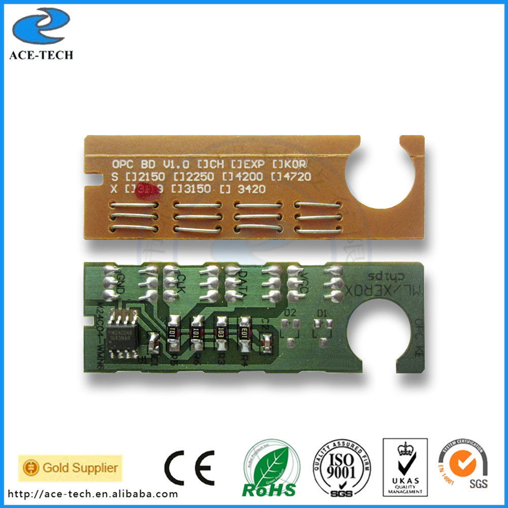013r00625 toner cartridge reset chip for xerox workcentre 3119 laser printer china