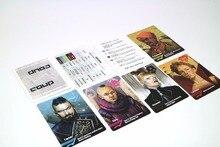 Coup Full English Version Basic Game board