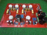2018 Mới Nhất Nobsound Hi-End Stereo Push-Pull EL84 Chân Không Ống Khuếch Đại PCB DIY Kit Ref Audio Note Ban PP