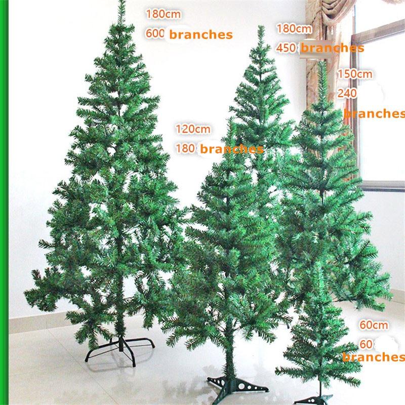aliexpresscom comprar artificial rbol de navidad diferentes altura rama decoracin de pino de lujo rbol de navidad venta al por mayor de tree tone
