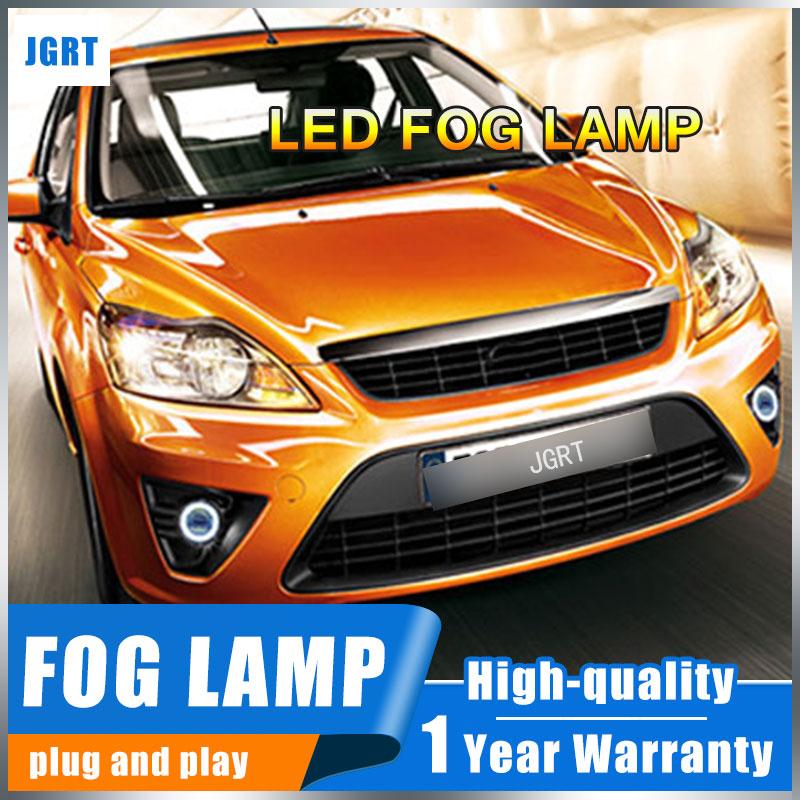 JGRT 2008-2015 For Nissan Frontier  foglights+LED DRL+turnsignal lights Car Styling LED Daytime Running Lights LED fog lamps for nissan sunny 2008 2014 car styling high brightness led fog lights drl lights 1set