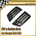 Car-styling FRP Fiber Glass Rear Bumper Duct Fit For Nissan R35 GTR 2008-2016 CS Style In Stock