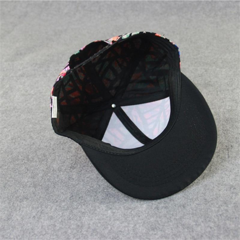 Minhui 2015 Moda e Re PEEPS Baseball Caps Snapback Flat Hat Brim - Aksesorë veshjesh - Foto 6