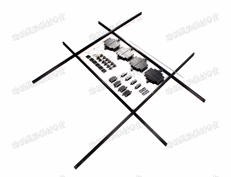 2.7m Ceiling Rail System (photographic track)  Studio Equipment studio Photographic equipment light hanger set NO00DG Y photographic equipment studio equipment studio photographic equipment - title=