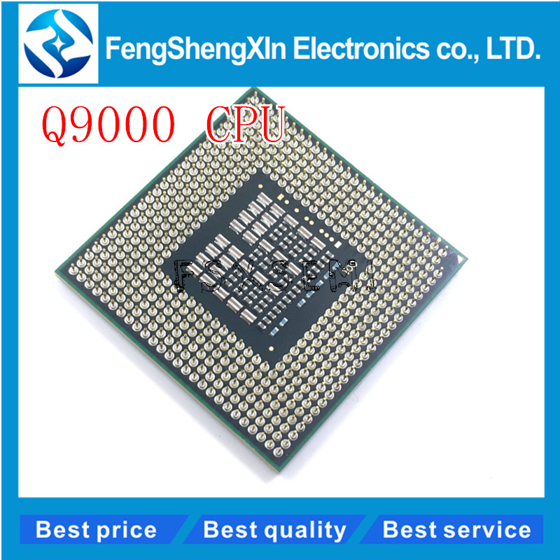 Q9000 CPU 2.0GHz 6MB 1066MHz quad core PGA478 For GM45 PM45 q9100