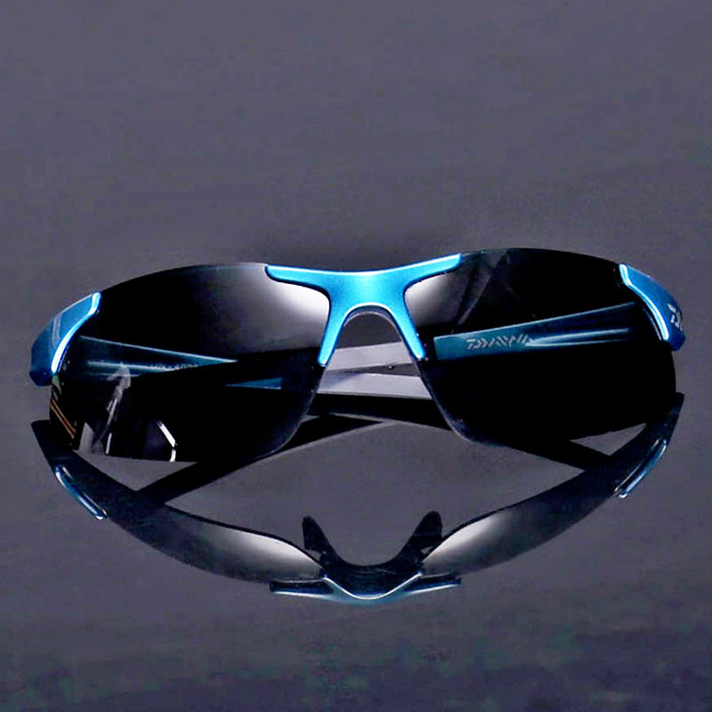 Image 4 - Daiwa Fishing Glasses Outdoor Sport Fishing Sunglasses Men Glasses Cycling Climbing Sun Glassess Polarized Glasses Fishing-in Fishing Eyewear from Sports & Entertainment