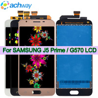 LCD For SAMSUNG GALAXY J5 Prime LCD G570 G570F/On5 2016 Display Touch Screen Assembly Replacement For 5.0 SAMSUNG J5 Prime LCD
