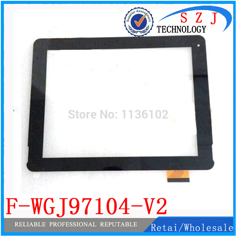 New 9.7 inch Touch Screen Panel F-WGJ97104-V2 for PIPO M6 Tablet PC Replacement Digitizer Glass MID Touch PC Free shipping buffalo london